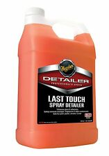 Automotive Last Touch Spray On Wipe Off Shine Lubricant Clay Car Wax Detailer