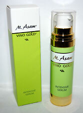 M.ASAM VINO GOLD INTENSIVE FACE SERUM, 50 ml FAST and FREE Delivery