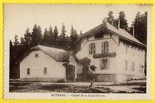 cpa 38 - AUTRANS (Isère) CHÂLET FORESTIER de la CROIX PERRIN Maison Forestière