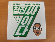 PSY - 7TH ALBUM  [OFFICIAL] POSTER K-POP *NEW*