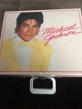 Vintage Michael Jackson Record Player