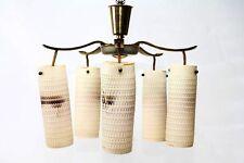 Antiguo Lámpara Colgante Araña Lámpara Lámpara De Salón Art Decó Diseño