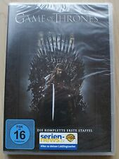 DVD - Game of Thrones - Staffel 1 - Neu & OVP