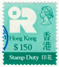 (I.B) Hong Kong Revenue : Stamp Duty $150
