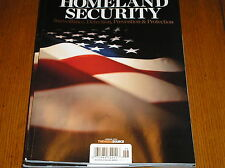 HOMELAND SECURITY magazine  ,Surveillance,Detection,Prevention & Protection B6