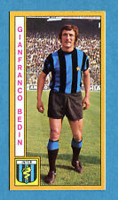 CALCIATORI PANINI 1969-70 - Figurina-Sticker - BEDIN - INTER -Rec