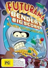 Futurama - Bender's Big Score dvd