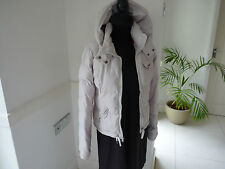 HOLLISTER LADIES/GIRLS PUFFA JACKET SIZE M