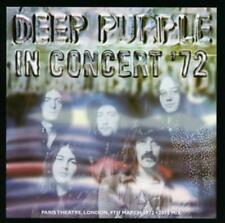 Deep Purple - In Concert72 -  2014, Live, Re-Release, Remastered