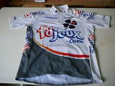 maillot de vélo française des jeux Nalini vintage L
