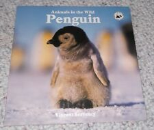 1984 PENQUIN, ANIMALS IN THE WILD, YOUNG READER, PAPERBACK,FULL COLOUR PICS,TEXT