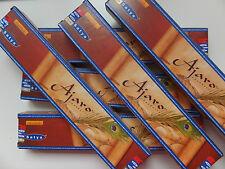 12 x 15 Gramm Nag Champa  Räucherstäbchen Satya Ajaro -  incense sticks