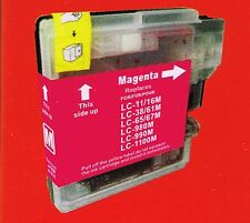 WB0980M CARTUCCIA Magenta COMPATIBILE x BROTHER  DCP-585CW DCP-6690CW MFC-490CW
