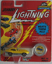 Johnny Lightning - Custom XKE / Jaguar gelb Neu/OVP