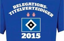 HSV hamburgo sv camiseta Camisa relegations-bribones relegation 164 S M L