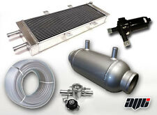 "AVT 4"" x 8"" 320bhp Turbo Water Chargecooler Intercooler Kit"