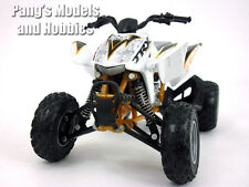 Honda TRX450R ATV (Quad Bike) 1/12 Scale Diecast Metal and Plastic Model