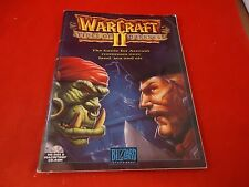 Warcraft II Tides of Darkness MS-DOS PC Macintosh Instruction Manual Booklt ONLY