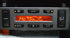 PEUGEOT 406. 24 7 2003. VALEO Heater AC Climate Control Air Conditioning Display