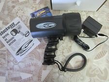Princeton Tec Shockwave Rechargeable Underwater Flashlight TEC-8CR-BK-NC Blk
