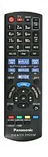 *New* Genuine Panasonic SC-BTT262 / SA-BTT360  Home Cinema Remote Control