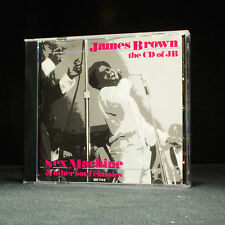 James Brown - cd von JB - musik cd album