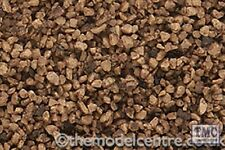 B86 Woodland Scenics Brown Coarse Ballast Bag TMC