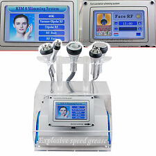 Cavitation Vacuum Bipolar Laser Slimming Body Firm Re-shaping Beauty machine USA