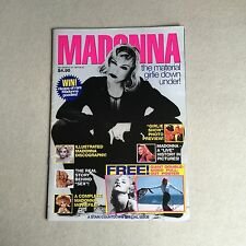 Rare MADONNA Material Girl Down Under!1993 Australian MAGAZINE~Girlie SHOW Tour
