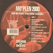 VARIOUS - Mo'Plen 2000 - 1996 La Douce - DOUCE 805 LP - Compilation 2xLP