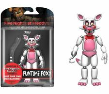 Funko Five Nights At Freddy's: Funtime Foxy - Articulated Action Figure NEW