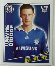 Topps Total Football 2009 #93 Wayne Bridge - Chelsea FC