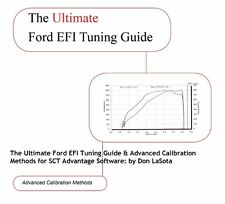 Ford EFI Tuning Guide for SCT Pro Racer / Advantage Tuning Software