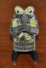 USN Navy Submarine Pacific SUBPAC CPOA Chief Petty Officer Assoc Challenge Coin