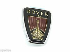 Genuine New ROVER BOOT BADGE Rear Trunk Emblem 400 & 45 1999-2005 Saloon