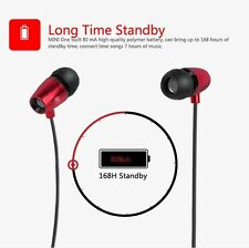 Stereo Wireless Bluetooth Headset Sport Headphones for iPhone HTC Samsung Sony