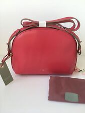 Radley Bow Street Medium Pink Multiway Cross Body Bag RRP - £179 - NEW
