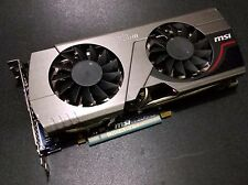 MSI NVIDIA GEFORCE GTX 570 TWIN FROZR III 1280MB
