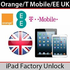 iphone 4, 4s, 5, 5C, 5S, 6, 6+ Unlocking EE/Orange/T-Mobile UK Unlocking Service
