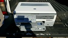 HP PHOTOSMART C 8180 PRINTER W/ CD ALL IN ONE