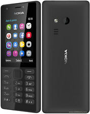 Nokia 216 Dual Sim- Black Brand New