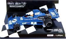 Minichamps Tyrrell Ford 007 1975 - Jody Scheckter 1/43 Scale