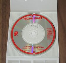 Rare PROMO issue! ROLLING STONES Japan 1991 3 inch CD single HIGHWIRE longpack
