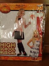Disney High School Musical Sharpay-Dance Child Costume Sz M (7-8) New