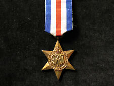 GB WWII France & Germany Star Medal (full-size original)