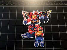 Transformers G1 Predaking box art vinyl decal sticker Decepticon predacons 80s