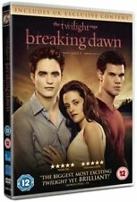 The Twilight Saga: Breaking Dawn - Part 1  DVD Kristen Stewart, Robert Pattinson