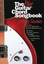 Guitar Chord Songbook More Sixties 60s Hits Learn to Play Pop Music Book
