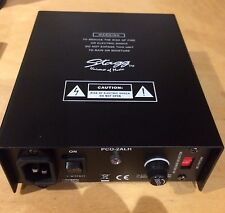 Stagg PCO-2ALH PSU Microphone Phantom Power Supply for Condenser Mic
