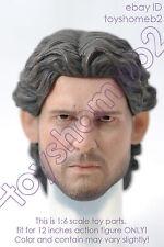 1:6 scale PANGAEA TOY PG03 TROY Trojan General HEAD SCULPT